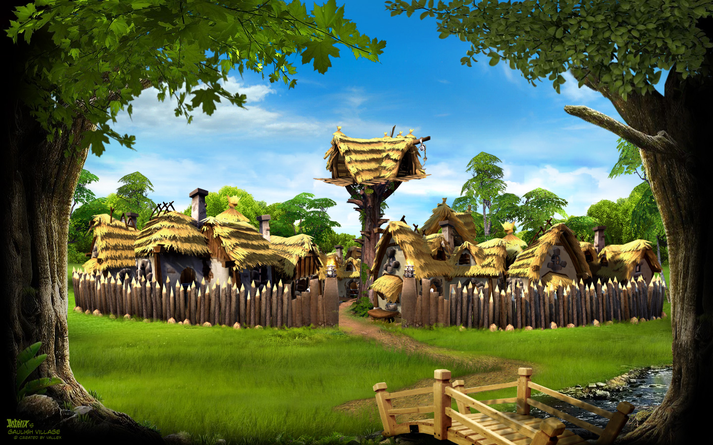 125270-asterix-gaulish-village-wallpaper_1440x900